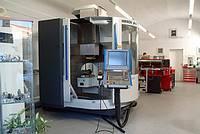5-Achs CNC-Bearbeitungszentrum